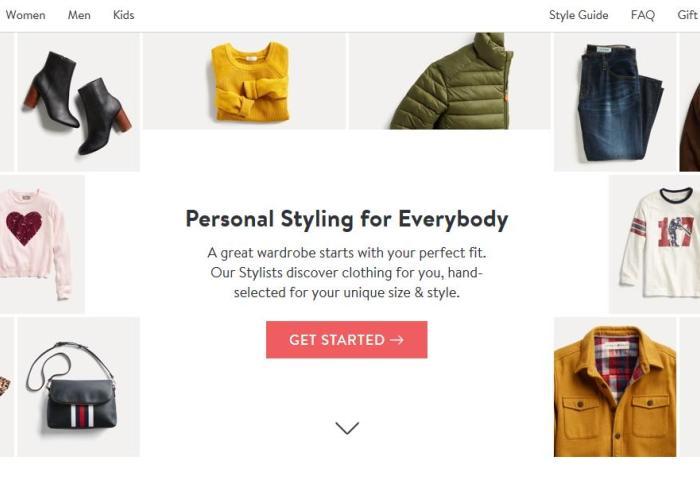 美国按月订购时尚电商 Stitch Fix 连续七个季度实现超20%的同比增速,股价飙升25%