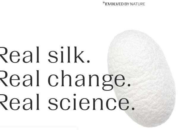 Chanel 投资绿色科技:液态蚕丝生产商 Evolved by Nature