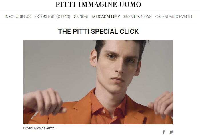 """佛罗伦萨男装周 Pitti Immagine Uomo 迎来30周年,10个中国品牌亮相""""宾朋中国"""""""