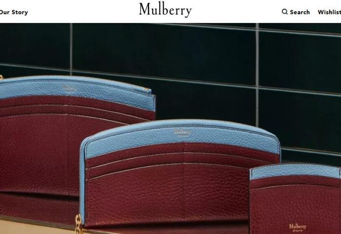 Mulberry 最新年度财报:国际市场和电商渠道销售表现优异,英国市场仍不理想