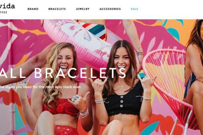与全球650多位手艺人合作,美国手链品牌 Pura Vida 以一亿美元估值被 Vera Bradley 控股