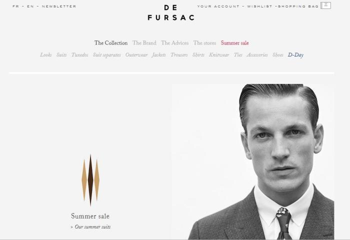山东如意控股的法国时尚集团 SMCP 拓展男装领域,收购轻奢男装品牌 De Fursac
