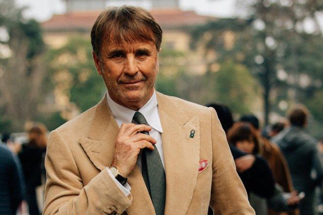 人物   华丽志独家对话意大利奢侈品牌 Brunello Cucinelli 创始人:我是守护者,也是摆渡人