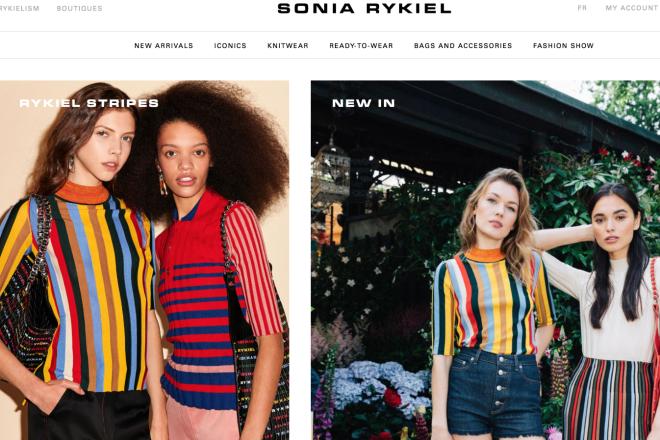 """曾经的""""针织女王"""",法国品牌 Sonia Rykiel 真的破产了!即将启动清算程序"""