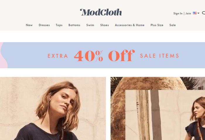 传沃尔玛或将出售旗下两家互联网时尚品牌 Bonobos 和 Modcloth,收购两年仍难实现盈利