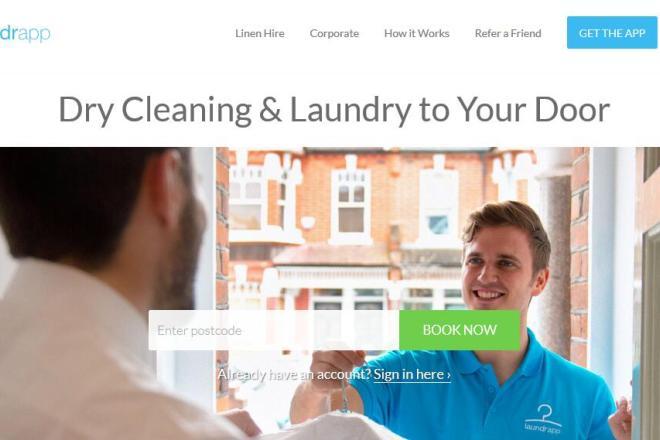 伦敦创业公司 Laundrapp 收购同行 Zipjet,成为英国最大按需洗衣服务商