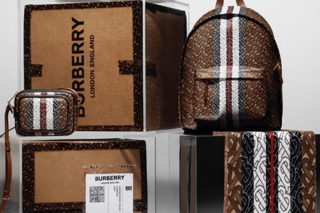 Burberry最新季报:新 logo获得市场积极反馈,转型战略初见成效