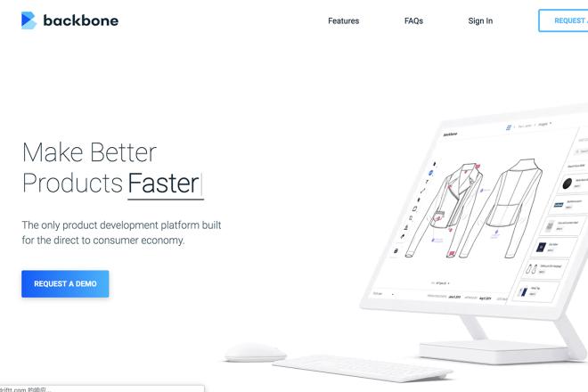帮助互联网消费品牌简化生产流程:Backbone 完成1000万美元A2轮融资