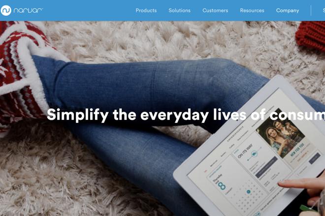 智能客户互动平台 Narvar 将服务范围延伸至消费者购前考虑阶段,增强消费者购买信心