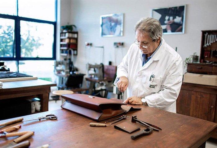 橙湾大学意大利学习周再添新站点:探访万宝龙与卡地亚的皮具生产商