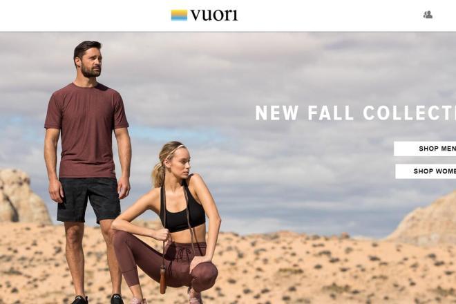 融合功能性和美国西海岸时尚风格:新锐运动服品牌 Vuori 获知名风险投资机构支持