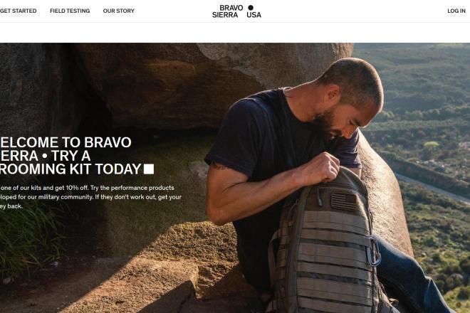 1000多名特种兵参与测试!主打军用级护肤品的 BRAVO SIERRA 融资675万美元