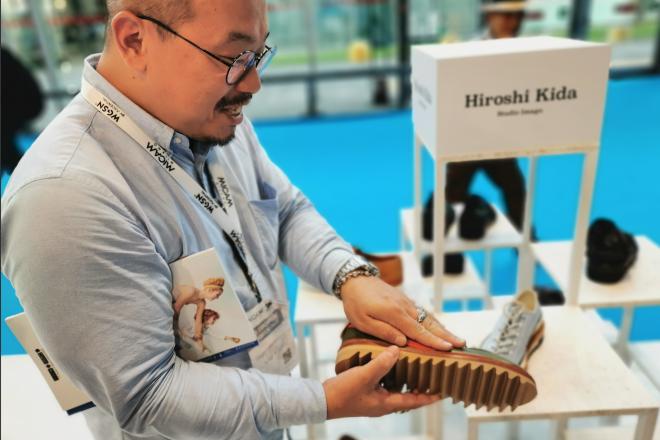 日本的鞋履如何创新?在米兰我们发现了11个颇具代表性的日本设计师品牌 | 华丽志@MICAM