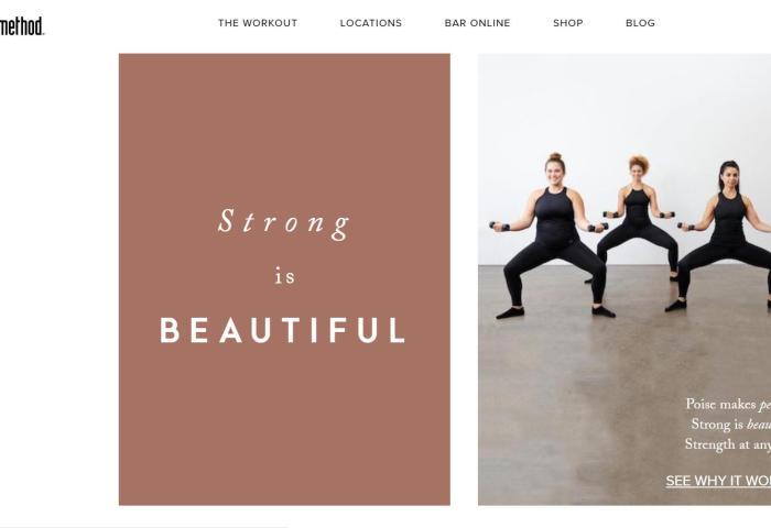 美国芭蕾把杆健身的先驱 The Bar Method 被健身特许经营集团 SEB 收购