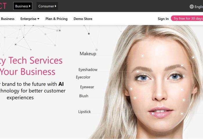 传:阿里巴巴领投AR虚拟试妆技术公司——玩美移动,建立战略合作