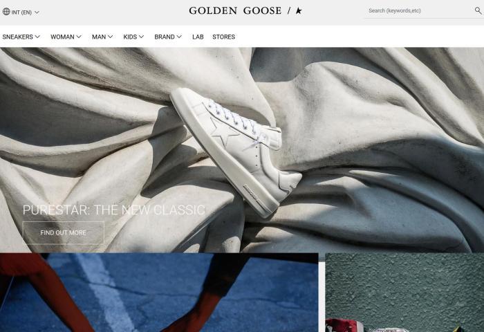 估值逾10亿欧元,意大利轻奢潮鞋品牌 Golden Goose将开展新一轮资本运作