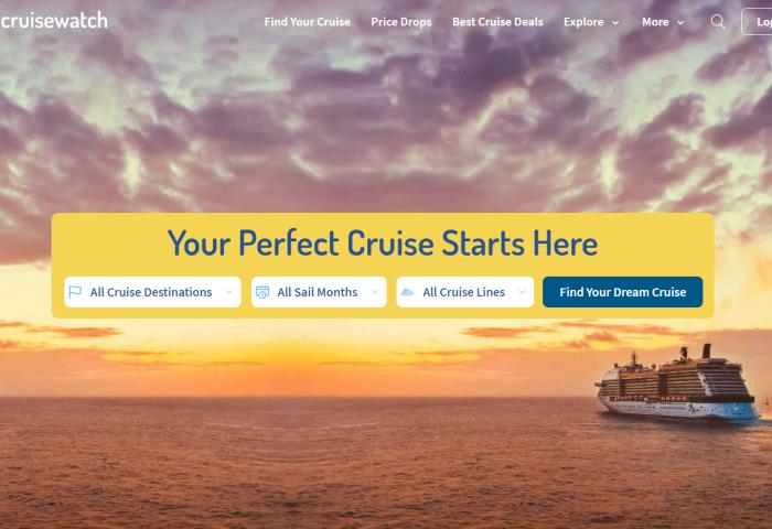 用人工智能帮助消费者规划性价比最高的邮轮航程:Cruisewatch 获100万美元融资