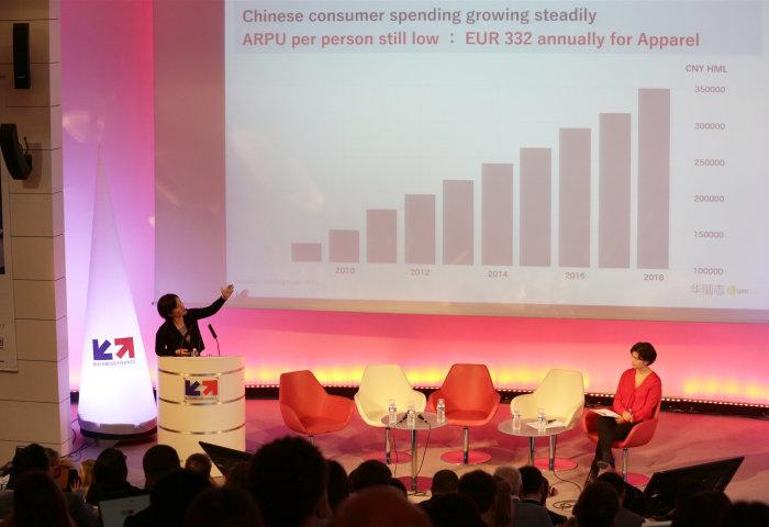 """欧洲中小品牌如何以正确的姿势打开中国市场?华丽志创始人在""""中法时尚日""""给出五点建议"""
