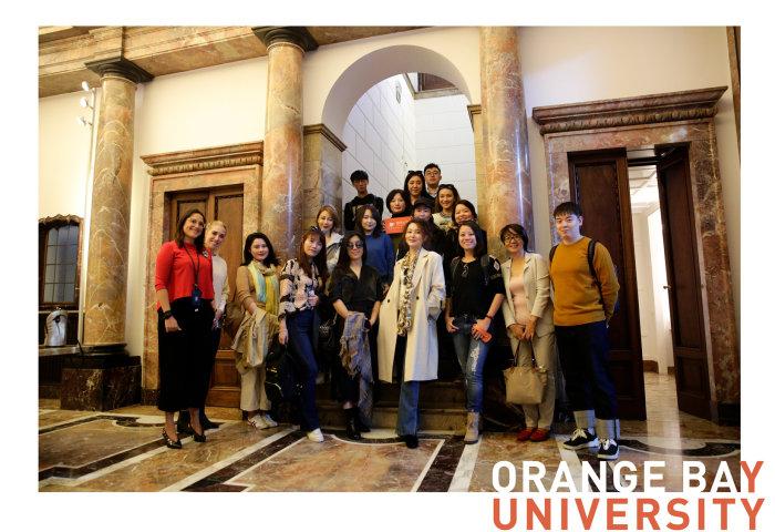 橙湾大学首个意大利学习周正式开启!
