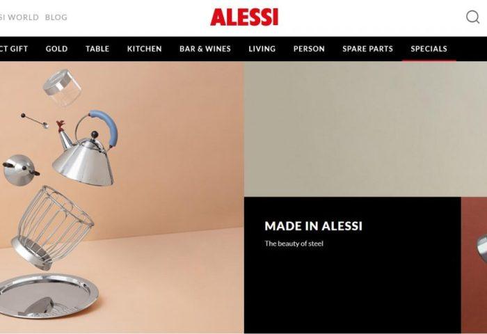 私募基金 Oakley 收购意大利知名家居用品设计公司 Alessi 细节披露,600万英镑换40%股权救后者于水火