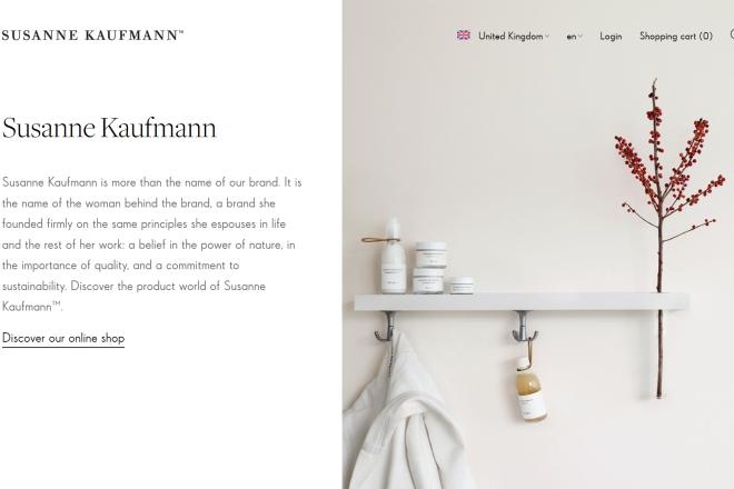 奥地利独立护肤品牌 Susanne Kaufmann 获Diptyque背后的私募基金投资