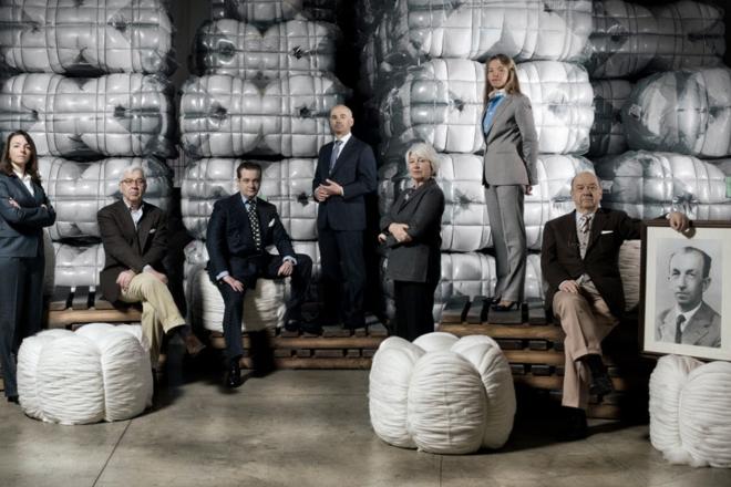 一个家族企业如何长青350多年?意大利高端面料巨头维达莱第13代掌门人接受《华丽志》独家专访