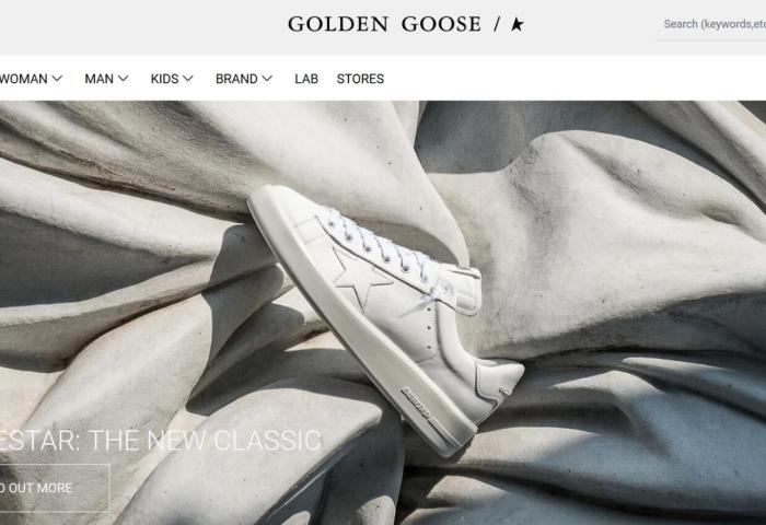 传:意大利轻奢潮鞋品牌Golden Goose吸引多家机构竞价,估值不低于12亿欧元