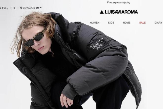 意大利奢侈品零售商 LuisaViaRoma 首次迈出国门,全球第二家门店落户中东