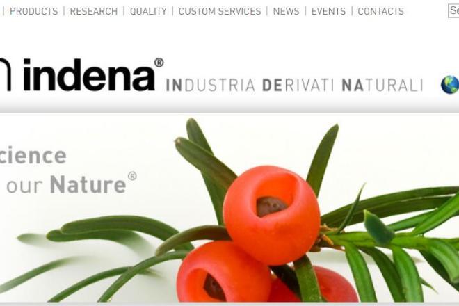 瑞士香水原料巨头 Givaudan 收购意大利植物活性原料供应商 Indena 的化妆品业务