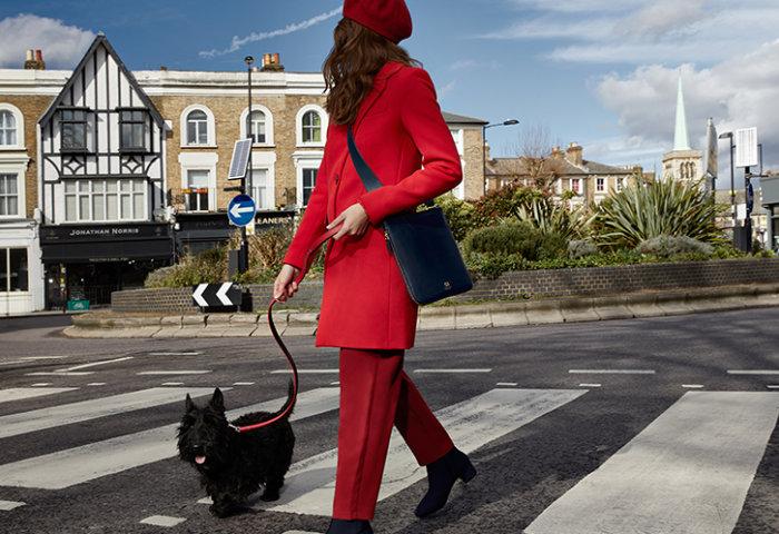 美国市场表现强劲,英国轻奢手袋品牌 Radley 年销售额逼近一亿英镑大关