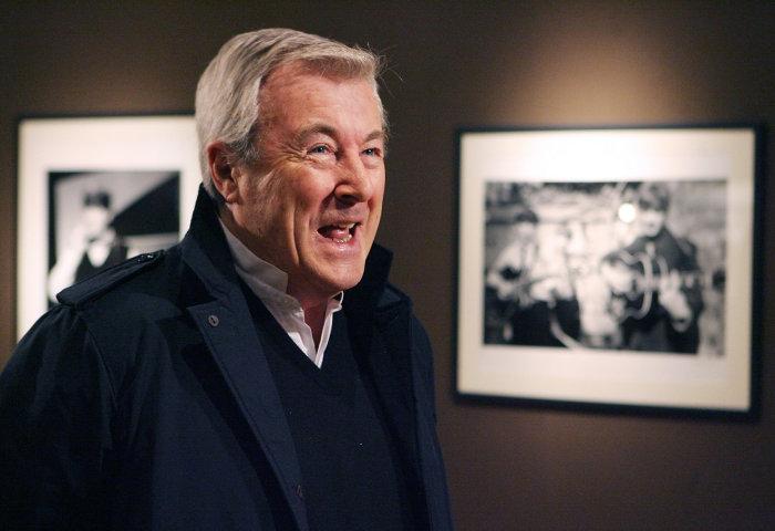 流行文化的记录者和影响者,英国摄影大师 Terry O'Neill 去世,享年81岁