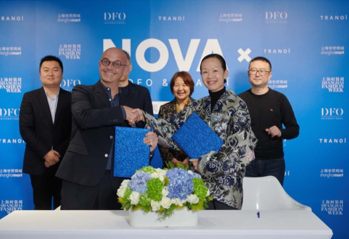 法国知名时装展会TRANOÏ明年正式登陆上海时装周,携手DFO帮助全球设计师品牌进入中国