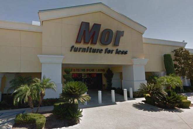 中国家居企业梦百合4600多万美元收购美国家具零售商 MOR Furniture For Less