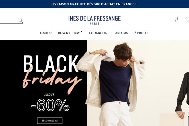 Chanel 前御用模特 Ines de la Fressange 的个人品牌发起众筹,为业务扩张募集资金