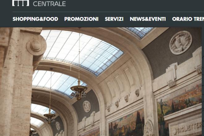 火车站成为时尚快闪的新阵地!米兰中央火车站将举办为期两个月的 FashionInStation 活动