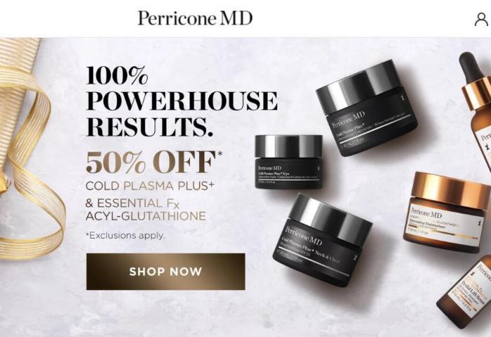 传:私募基金 Lion Capital 考虑出售护肤品牌 Perricone MD,估值超2亿美元
