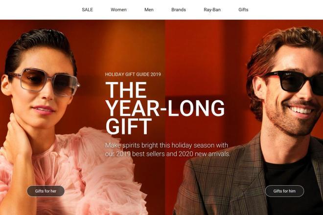 眼镜巨头 Luxottica 推出全新实体门店概念:Sunglass Hut 4.0,专为旅游购物者而设