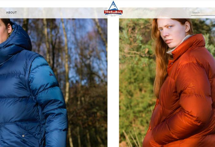 登山派克大衣的发明者,美国老牌户外装备品牌 Holubar 时隔数年重新发力