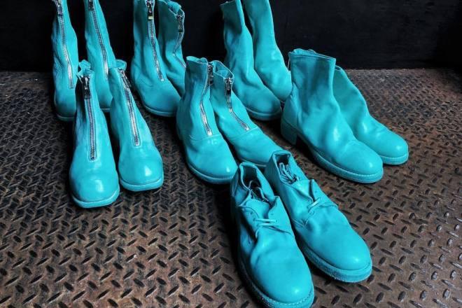 """从世界四大马臀皮制造商到""""暗黑""""潮鞋 华丽志「小众品牌研究」之 GUIDI"""
