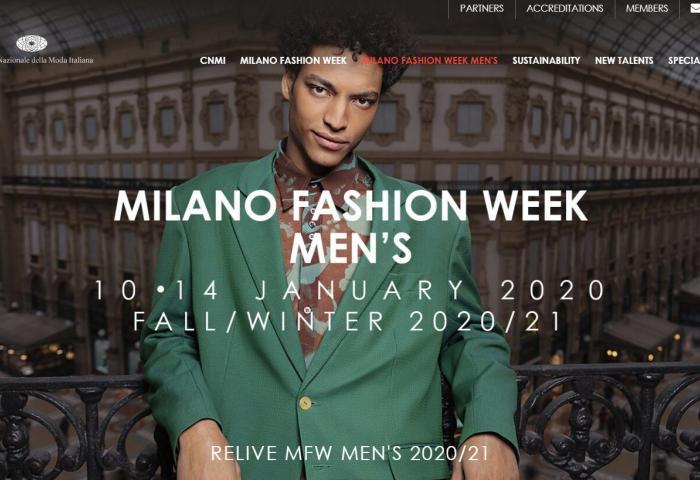 从米兰男装周和Pitti Uomo男装展会看2020秋冬季男装的7大关键趋势