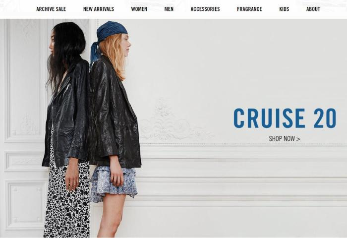 法国时尚品牌  Zadig & Voltaire 获英国私募基金战略投资