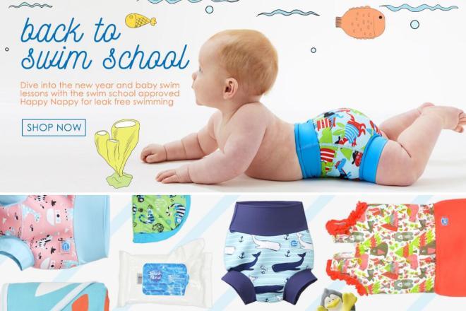 英国儿童泳装品牌 Splash About 收购互补品牌 Swimrite Supplies,并将重整200条产品线