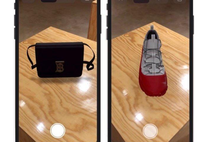 Burberry 在谷歌搜索上发布AR购物工具