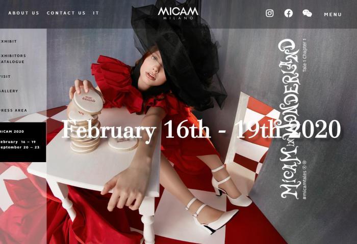 受疫情影响,MICAM 米兰国际鞋展亚洲观众买手数量显著减少