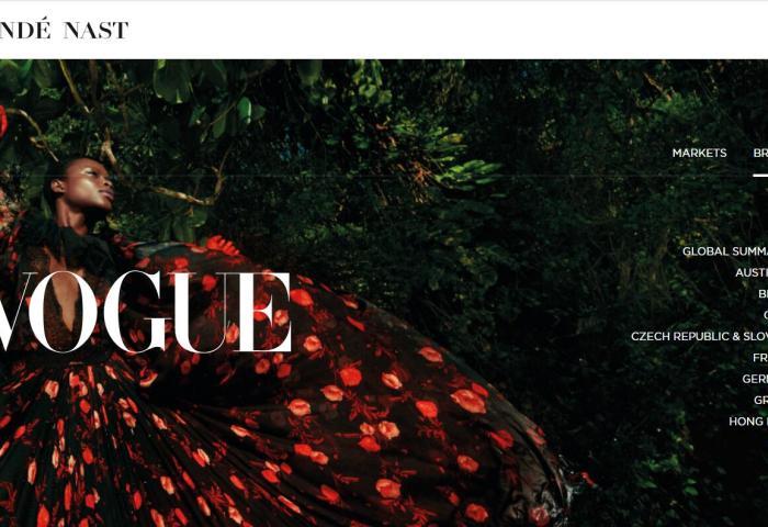 康泰纳仕再战时尚电商,Vogue.com 将推出在线购物功能