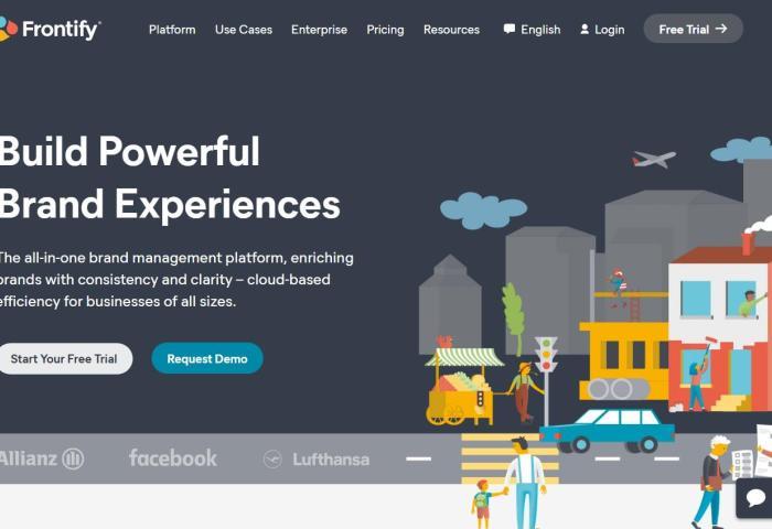 瑞士品牌管理服务平台 Frontify 完成 2230万美元B轮融资