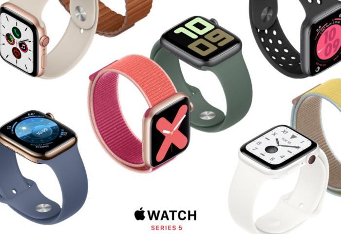 苹果智能手表2019年销量3070万只,首次超过整个瑞士手表行业