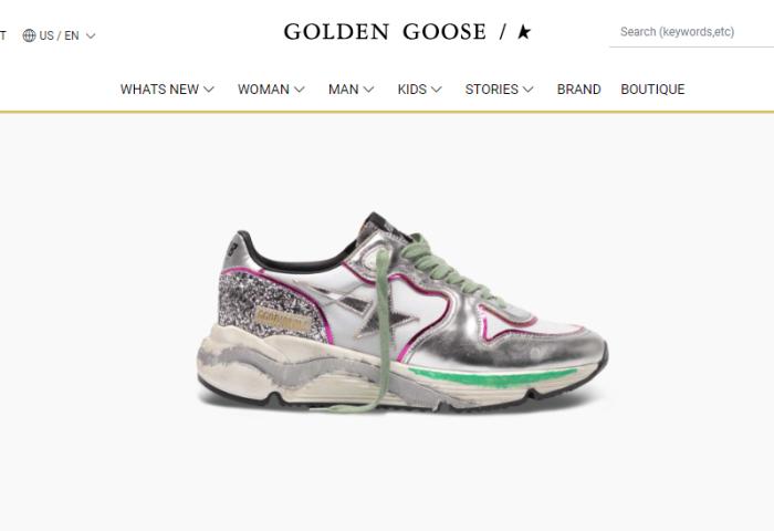 意大利潮鞋 Golden Goose被私募基金凯雷卖给Permira ,目标报价不低于12亿欧元