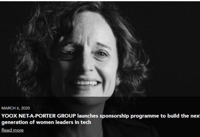 培养下一代女性科技领袖,奢侈品电商 YNAP 启动内部赞助计划