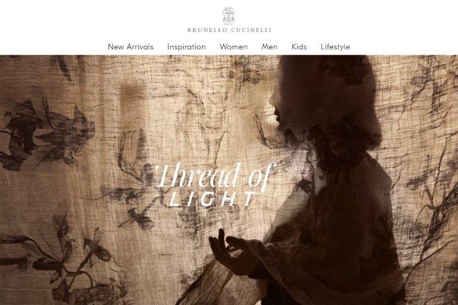 意大利奢侈品牌Brunello Cucinelli:2019年销售额突破6亿欧元,中国市场占比超过10%